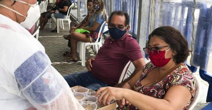 hospital vítimas covid-19 exemplo atendimento humanizado