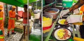 jovem lgbt vende tapioca alimentar pessoas baixa renda