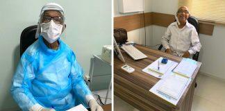 médico abandona aposentadoria atender pacientes de graça