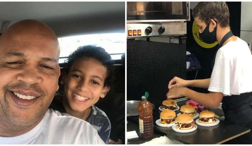 Menino de 13 anos usa redes sociais para salvar negócio da família em BH 1