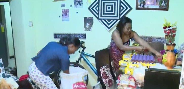Proprietária não cobra aluguel atrasado e ainda ajuda moradores com mantimentos 2