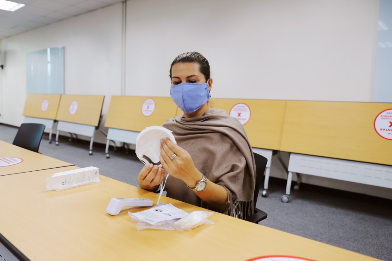 samsung doação ajuda combate covid-19 brasil