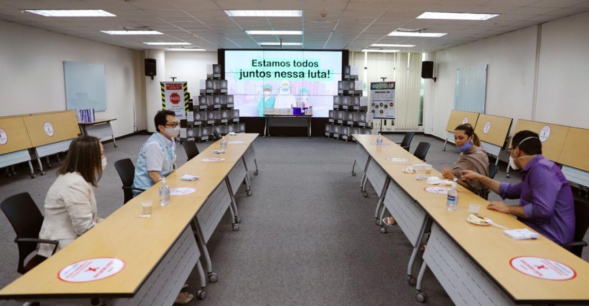 Samsung doa R$ 5 milhões para ajudar no combate ao Covid-19 no Brasil 1
