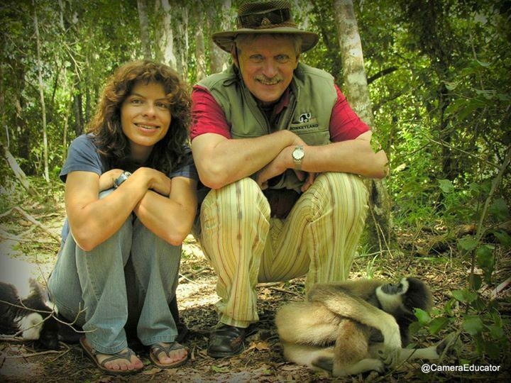 Ela fundou 4 santuários para salvar animais selvagens, unindo preservação com conscientização 1