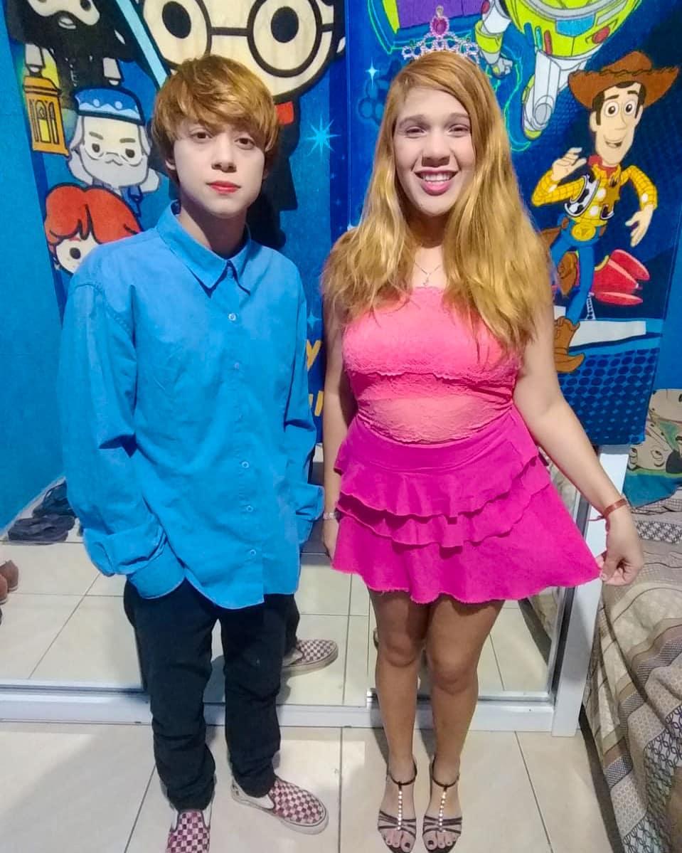 casal lésbicas