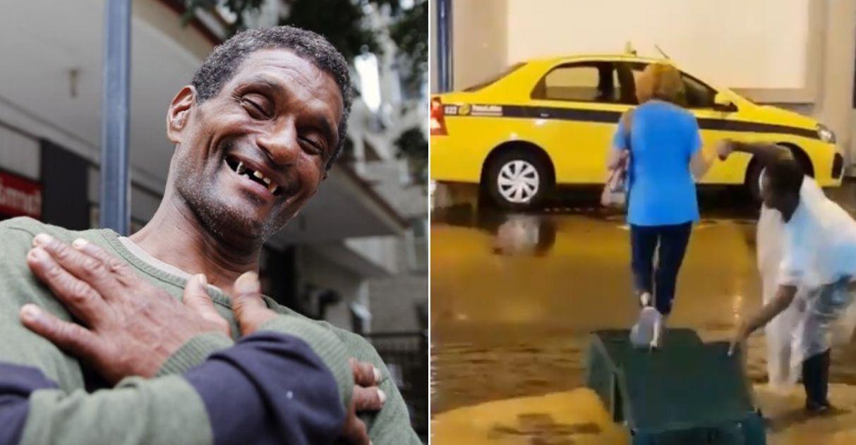 Morre Capoeira, o guardador de carros que emocionou o país com seu gesto de humanidade 1
