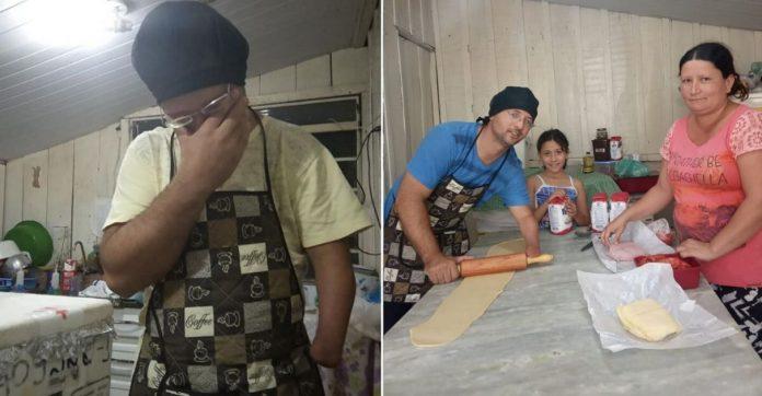 Vendedor de salgados é humilhado e recebe ajuda de vaquinha que bate R$70 mil em 24h 1