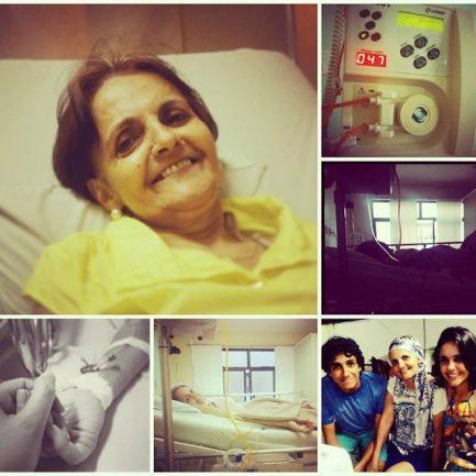 fotos mulher tratamento câncer