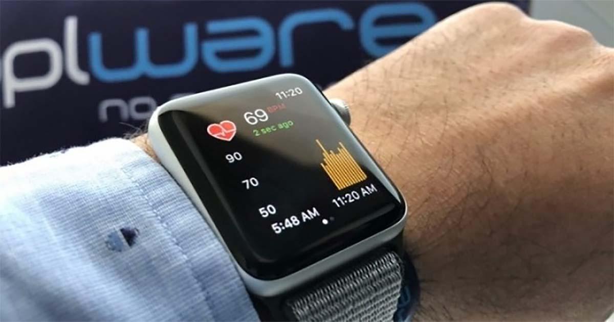 Apple Watch dispara alerta de socorro e salva vida de homem que desmaiou após sofrer queda 1