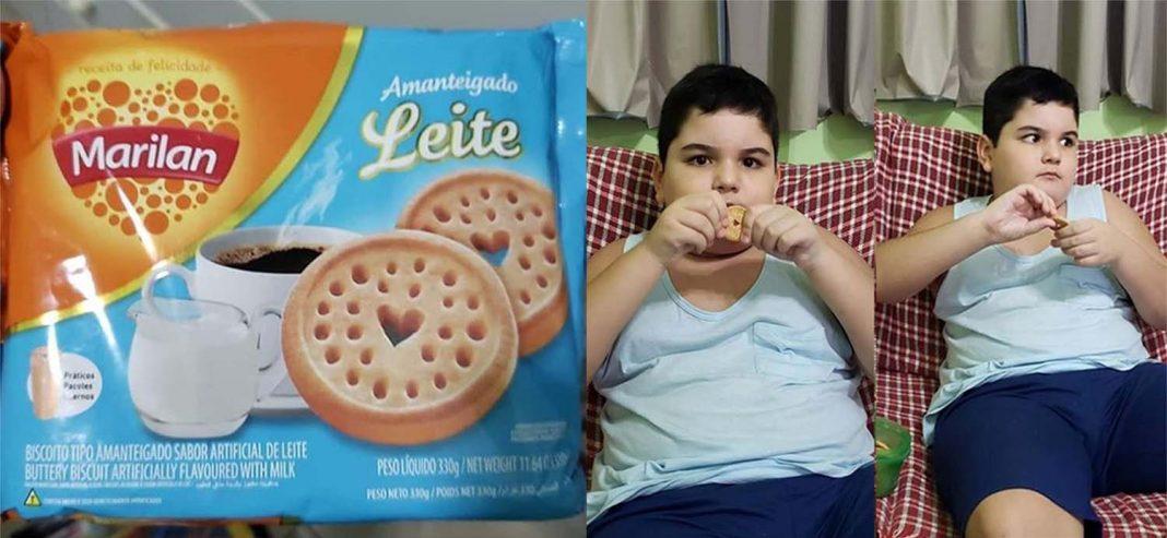 Após apelo de mãe, empresa promete enviar para menino autista biscoitos que saíram de linha 1