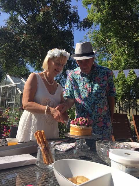 casamento Bill e Anne Duncan