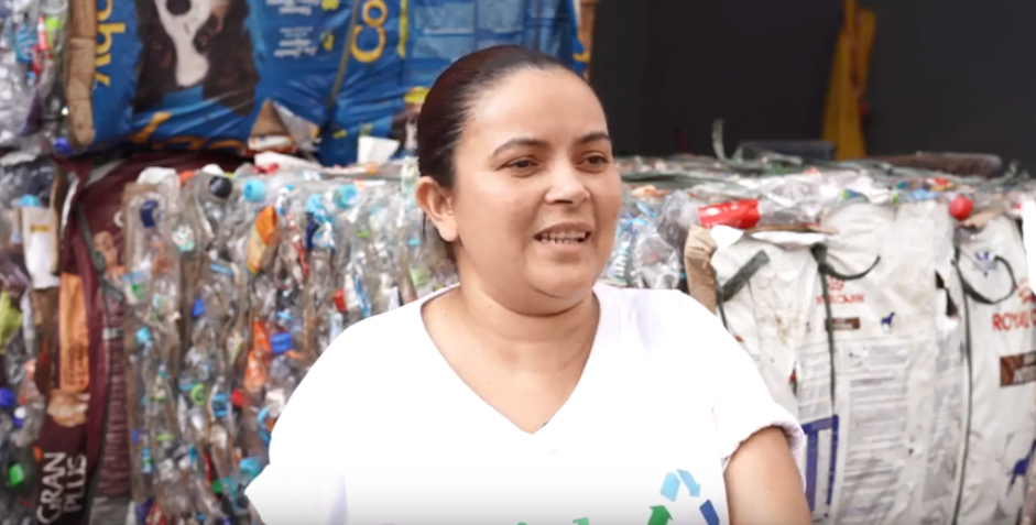 catadora recicláveis depoimento cooperativa