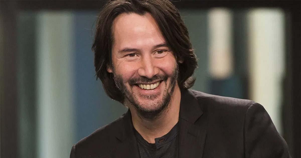 Keanu Reeves leiloa encontro virtual em apoio à crianças com câncer 5
