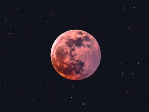 lua rosa