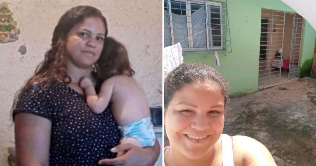 Final feliz: mãe de criança com microcefalia compra casa com ajuda de vaquinha 2