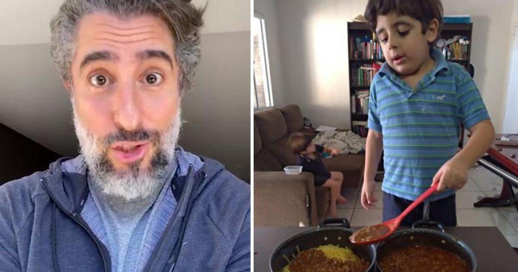 Marcos Mion grava vídeo para menino autista que chorou no aniversário e emociona mãe 3