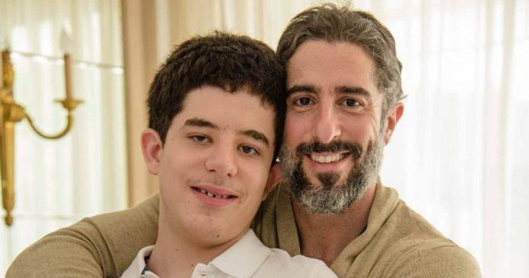 Marcos Mion cede seu perfil no Twitter para o Razões para Acreditar e informações sobre autismo 1