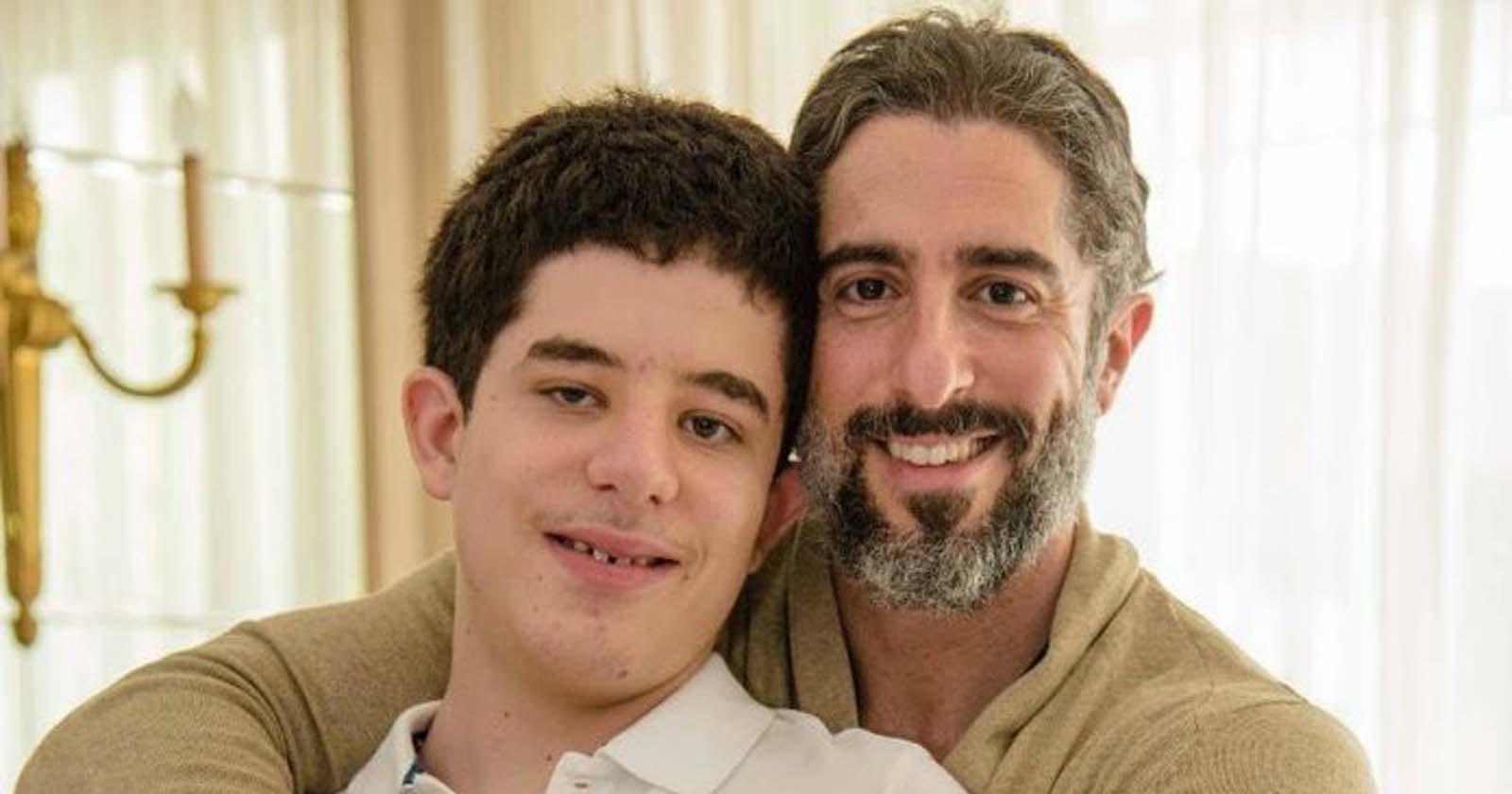 Marcos Mion cede seu perfil no Twitter para o Razões para Acreditar e informações sobre autismo 2