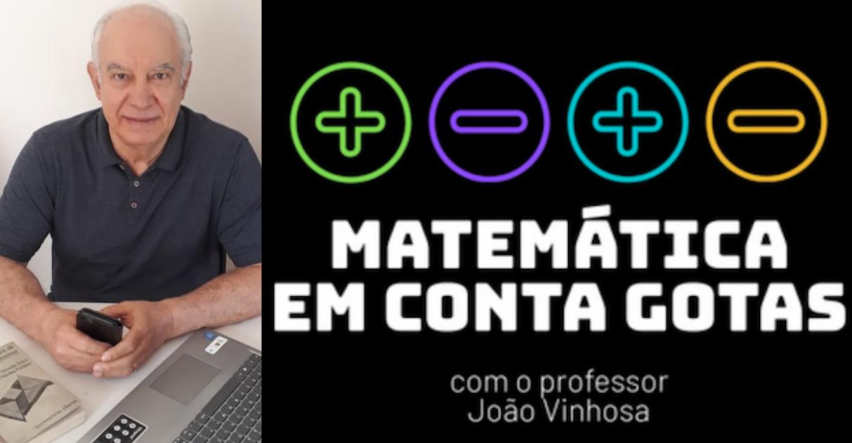 Podcast Matemática em Conta Gotas