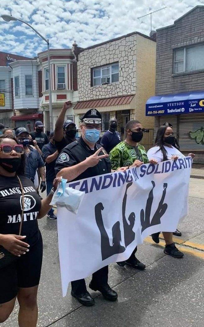 policiais protestos 2