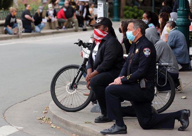 policiais protestos 3