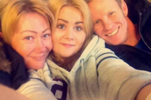 sogra com filha e genro