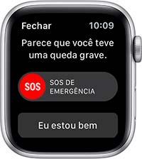 Apple Watch dispara alerta de socorro e salva vida de homem que desmaiou após sofrer queda 2