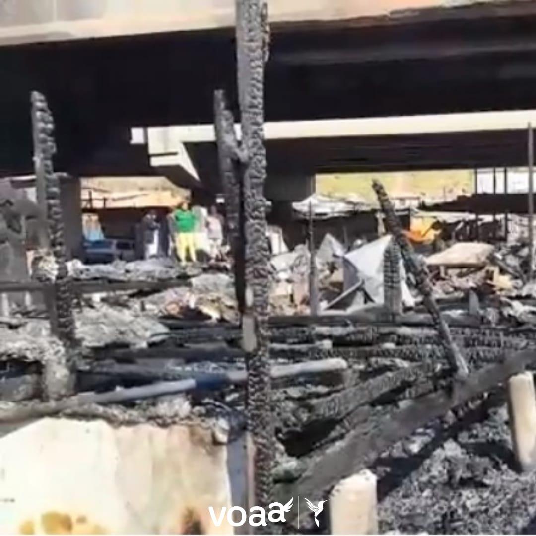 vaquinha incendio familias barraco