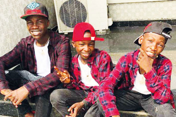 Ikorodu Bois irmãos