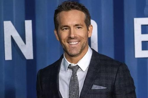Ryan Reynolds ator