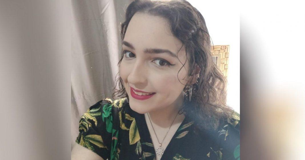 Advogada trans Amanda