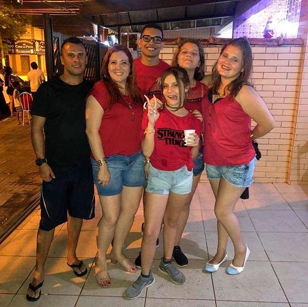 Familia de Antônio
