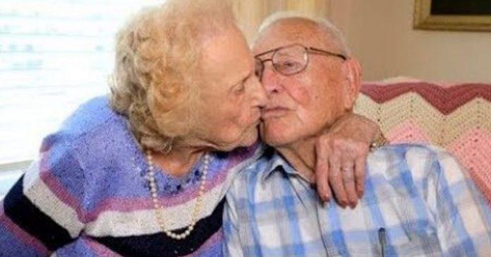 Ela 103 e ele 100: idosos se casam e mostram que o amor não tem idade 1