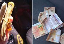 dinheiro perdido no Acre