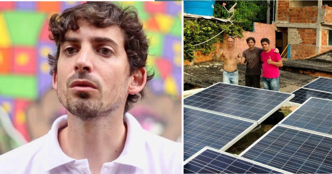 Projeto do RJ que leva energia solar para favelas é finalista em prêmio global da ONU 3