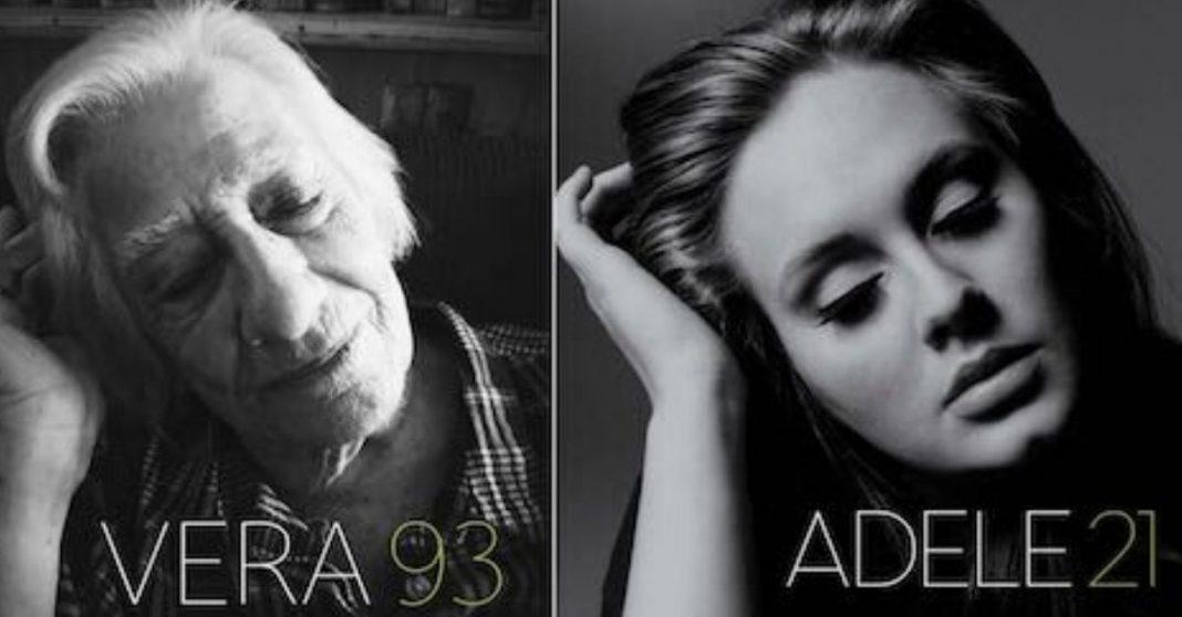 Para espantar tédio da quarentena, idosos de casa de repouso recriam capas de álbuns clássicos 3