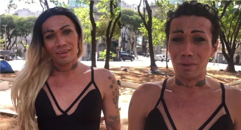 Jéssica viralizou após depoimento emocionante