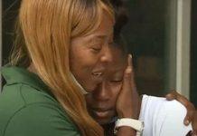 mãe solo doa premio de loteria a familia de policial