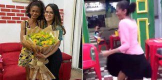 madonna compartilhou video brasileira dancando holiday