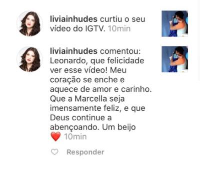print comentário instagram