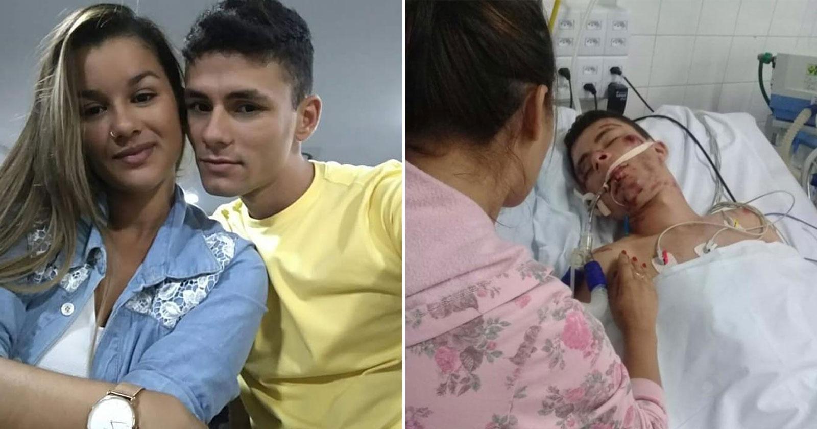 História de amor: mulher vira 'enfermeira' para cuidar sozinha de marido acamado após acidente 5