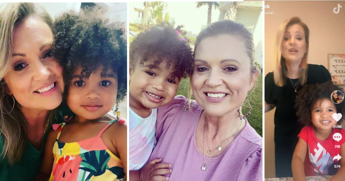 """""""eu sou bonita"""", """"eu sou forte"""": mãe e filha de 3 anos viralizam com vídeos de afirmação de autoestima 1"""