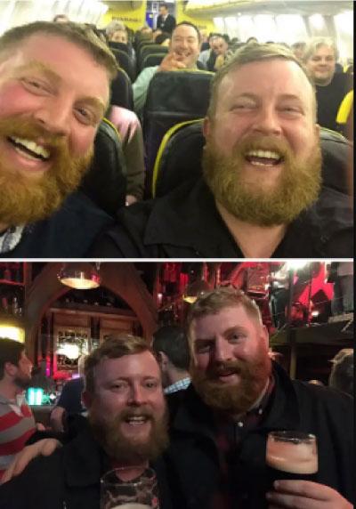 Gêmeos? Veja 20 fotos de pessoas que encontraram por acaso seus sósias 9