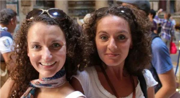 Gêmeos? Veja 20 fotos de pessoas que encontraram por acaso seus sósias 3