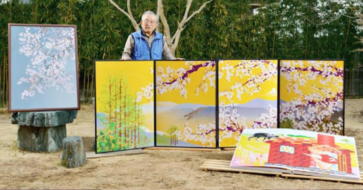 Japonês de 73 anos cria imagens incríveis usando apenas o Excel 1