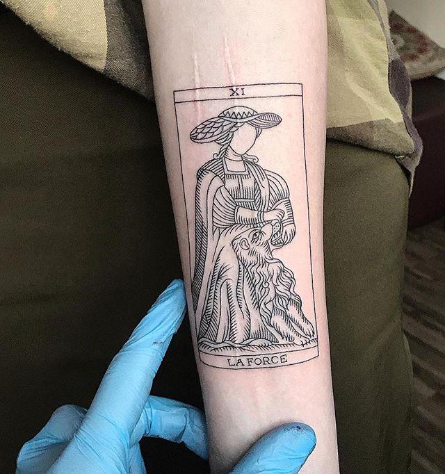Tatuador de SP se disponibiliza a cobrir cicatrizes de tentativa de suicídio gratuitamente 5