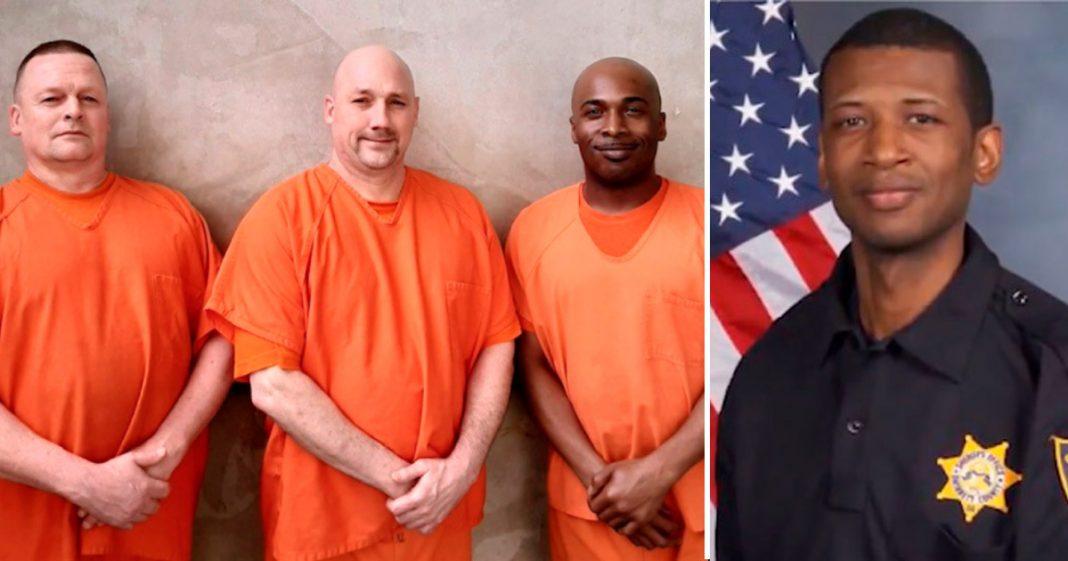 detentos salvam policial