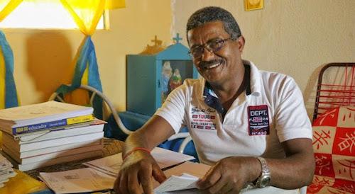 José Jovino professor de pernambuco