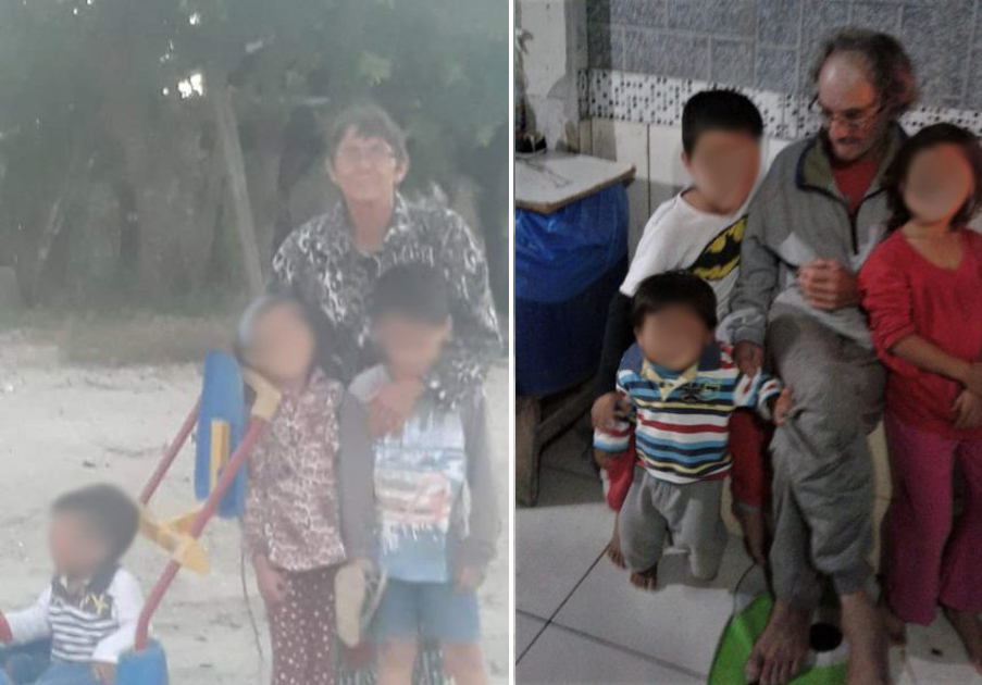 Após comoção, vaquinha para avós que vendem cestos de cipó para cuidar dos netos bate R$ 94 mil 3