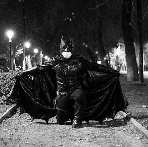 batman na rua